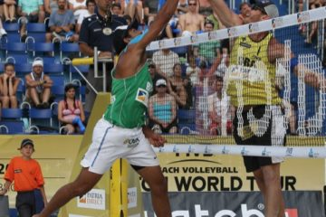 World Tour Praga: finale brasiliana