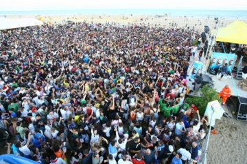 Boom di presenze al Bibione Beach Volley Marathon 2012