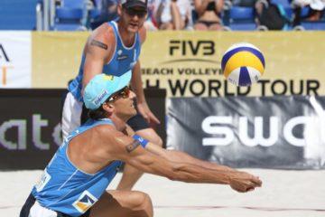 World Tour Praga: Rogers-Dalhausser vs Brazil