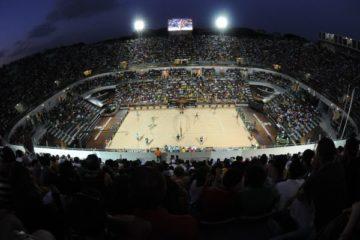 Beach volley: il 5 giugno la presentazione del Grand Slam di Roma