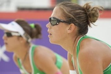 Beach volley: le azzurre alla World Cup