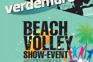 Beach Volley Verdemare, a Macerata  quattro giorni di divertimento