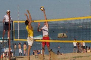 L'Umbria Beach Volley a Castiglione del Lago