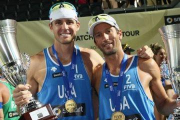 World Tour Roma: qualificazione olimpica e vittoria per Gibb-Rosenthal