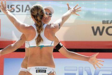 Beach Volley World Cup: doppio successo per le azzurre