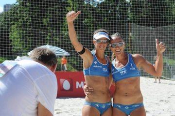 Beach Volley: le azzurre si giocano l'accesso alle Olimpiadi