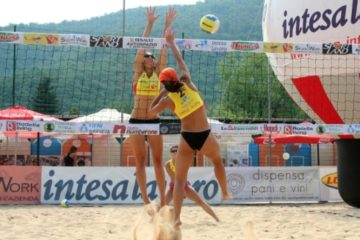 Beach volley: parte l'Impresa Lavoro Tour
