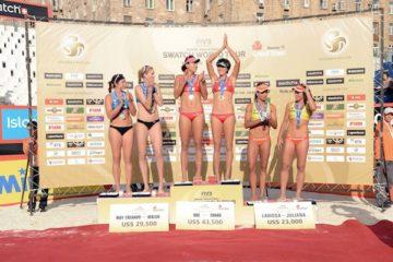 Grand Slam Mosca: dominio cinese tra le donne, domani le finali maschili