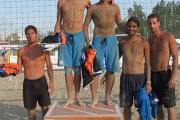Torneo regionale Cesenatico: vittoria di Casali-Porcellini