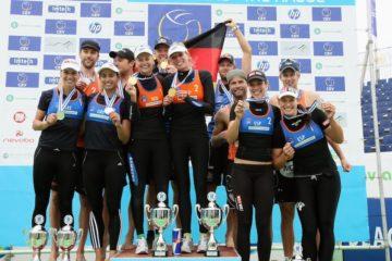 Europei Beach Volley: vincono le olandesi Keizer-van Iersel ed i tedeschi Brink-Reckermann