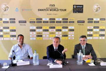 Presentato alla Club House del Circolo del Tennis al Foro Italico lo smart Grand Slam Roma 2012