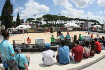 World Tour Roma: esordio vincente per Cicolari-Menegatti