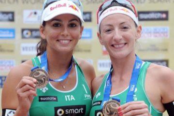 Grand Slam Berlino: medaglia di bronzo per Cicolari-Menegatti