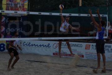 Pescara, Beach Volley alla Croce del Sud: all'esordio i brasiliani sugli azzurri al tie-break