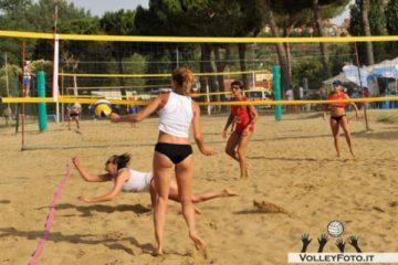 Gran finale per l'Umbria Beach Volley a Castiglione del Lago