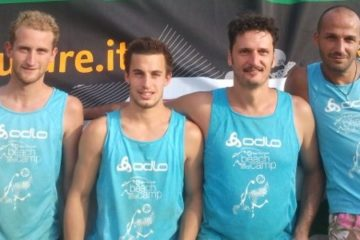 Bank The Future Beachcup 2012: Tasser-Kargruber convincono anche a Parcines