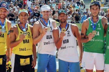Grand Slam Gstaad: bronzo per Paolo Nicolai e Daniele Lupo