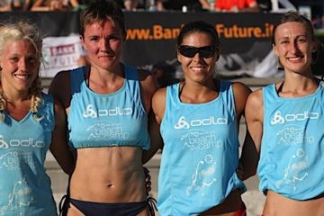 Bank the Future Beachcup 2012: Götsch/Pixner di nuovo sul trono