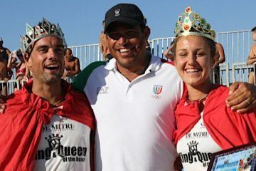 King & Queen of the beach: che emozioni!