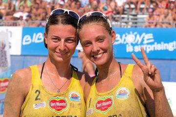 Torneo Open Cesenatico femminile: primo posto per Pini-Ferretti