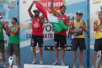 Tricolore Uomini Jesolo: Ficosecco-Casadei campioni d'Italia