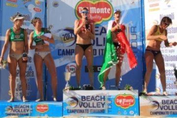 Tricolore donne Pescara: Momoli-Bacchi campionesse italiane