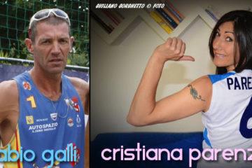 Il mondo del beach volley esulta. Cristiana Parenzan e Fabio Galli eletti nel nuovo Consiglio Federale FIPAV