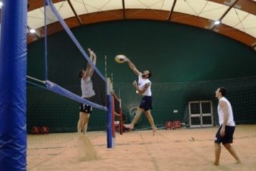 Alla Fiera di Roma il Beach Volley Winter Tour Lazio 2013