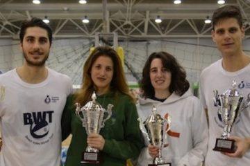 Al Beach Volley Winter Tour Lazio è un affare di famiglia