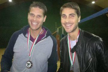Tris dei fratelli Manni al torneo regionale di Roma