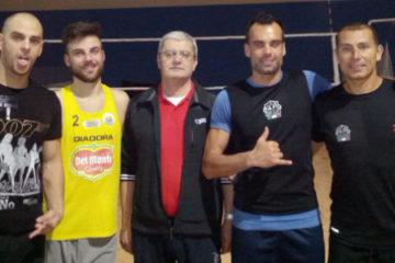 Torneo regionale BVU Villa Verrucchio: Mantegazza-Romani sul gradino più alto