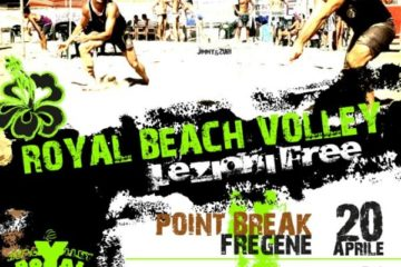 "Corsi per l'estate ""Royal Beach Volley"" a Roma"