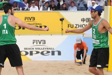 Torneo Open Fuzhou: Nicolai-Lupo d'argento