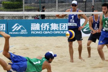 Torneo Open Fuzhou: Nicolai-Lupo si impongono nel derby contro i gemelli Ingrosso