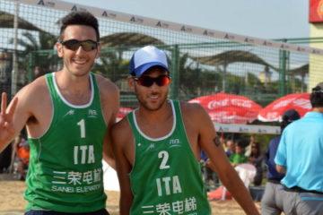 Grand Slam Shanghai: Nicolai-Lupo a punteggio pieno, doppia sconfitta per i gemelli Ingrosso