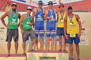 Grand Slam Shanghai: ancora USA sul gradino più alto del podio. Vincono Gibb-Patterson