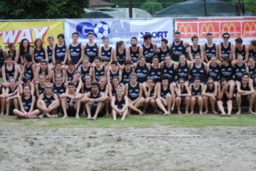 Avis Underbeach 2013, 32 coppie presenti sulla sabbia di Unchio