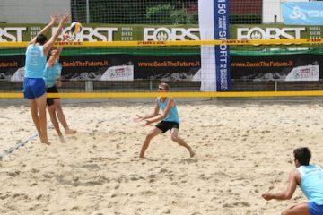 Bank The Future Beach Cup – Inizio tradizionale a Brunico