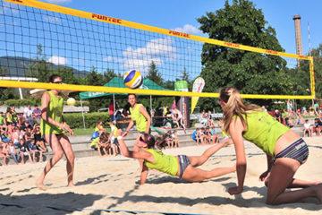 Baratto-Bertelle e Speltoni-Della Camera vincono a Brunico il primo torneo del BTF-Beachcup