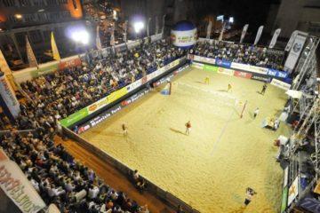 La Beach Volley Cup lascia piazza Risorgimento