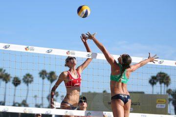 Grand Slam Long beach: flop Menegatti-Orsi Toth, 17ime Gioria-Giombini. Il programma maschile di oggi