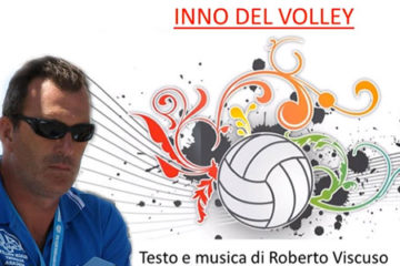 L'inno del Volley di Roberto Viscuso