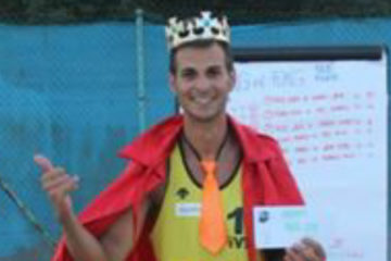 Il King del Funclub Sport è Nico Fotia