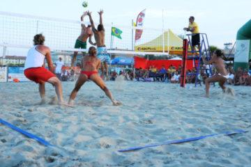 Kiklos lancia l'ultimo evento Sand Volley 2013