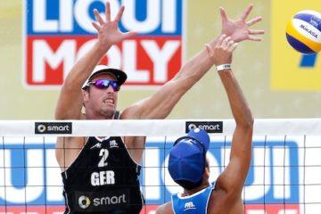Grand Slam Berlino: è grande Italia con Nicolai-Lupo e Tomatis-Ranghieri
