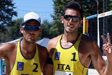 Campionati Europei: percorso netto per Nicolai-Lupo, domani gli ottavi di finale. Out Cecchini-Ingrosso