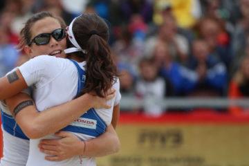 Grand Slam Mosca: Menegatti-Orsi Toth chiudono al quarto posto