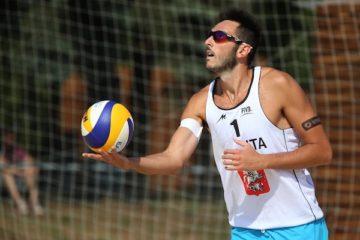 Grand Slam Mosca: vincono (per forfait) solo Nicolai-Lupo, Cicolari rientra in Italia per motivi familiari