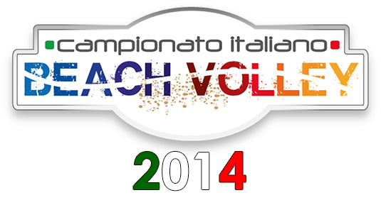 campionato italiano beach volley 2014