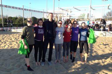 La Beach Volley Academy regala un anticipo d'estate
